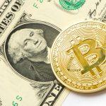 Dollar, bitcoin