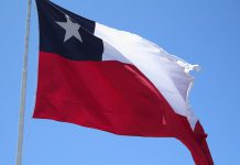 chile, chilean flag