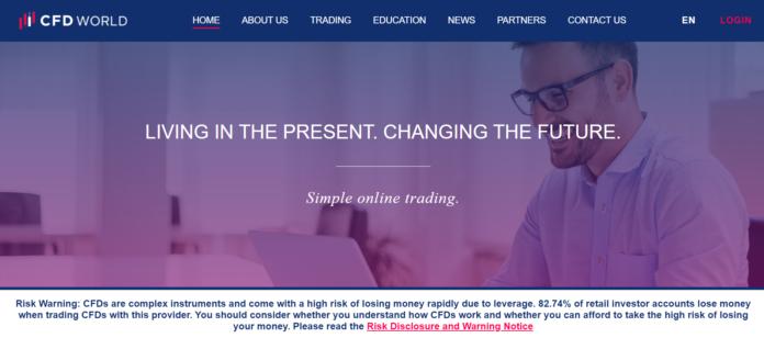 CFDworld Homepage