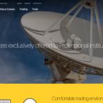 Exness broker homepage