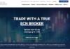 KTM broker homepage