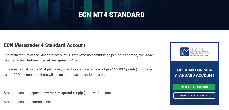 KTM accounts