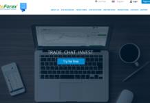 LiteForex homepage