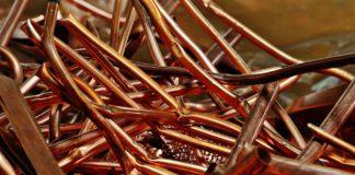 copper měď