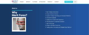 merit forex about us
