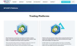merit forex trading platforms