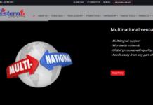 WesternFX homepage