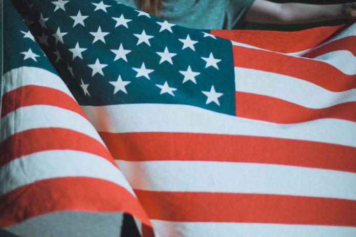 USA, flag