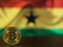 ghana, flag, cryptocurrency, digital currency