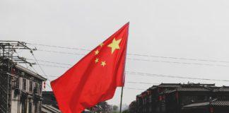 china, chinese flag, Chinese import of goods