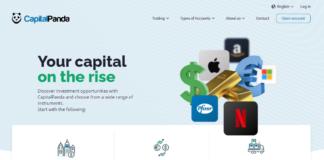 capital panda front page