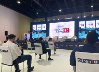 Forex Expo, Dubai, broker