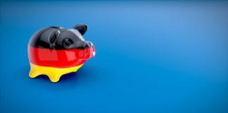 Germany, money, bank